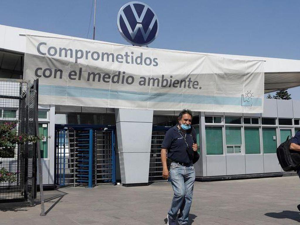 Simbol Nazi Dipasang untuk Promosi, VW Putus Kontrak dengan Dealer Meksiko