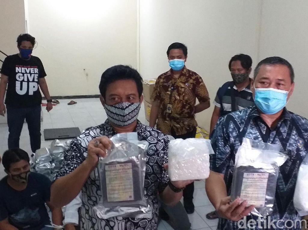 Sabu 8 Kg yang Digerebek di Surabaya Asal Malaysia, Begini Modus Peredarannya