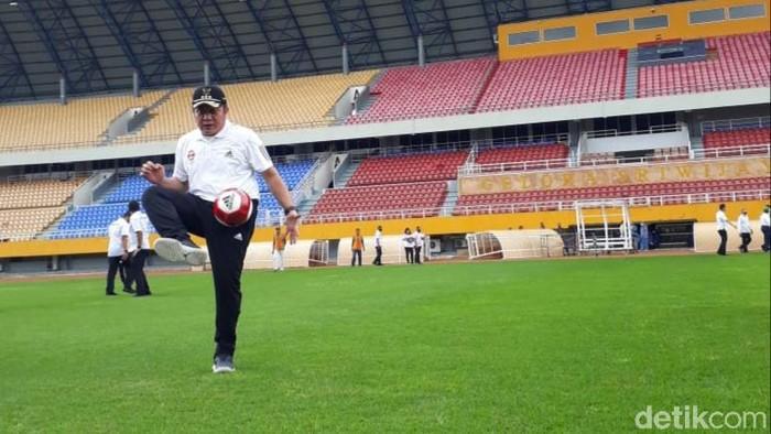 Gubernur Sumatera Selatan, Herman Deru