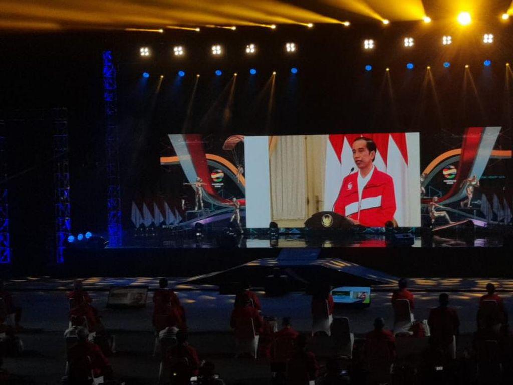 Ini Pesan Presiden Jokowi di Peringatan Haornas 2020