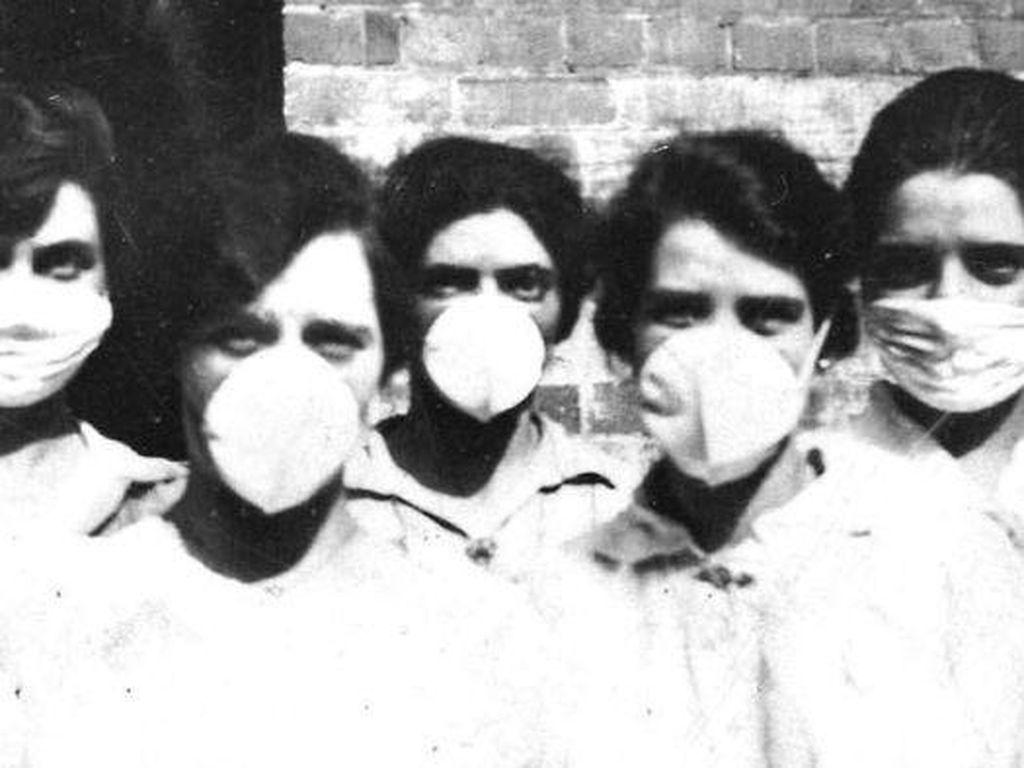 Kapan COVID-19 Berakhir? Mungkin Jawabannya Bisa Ditemukan dari Sejarah Pandemi