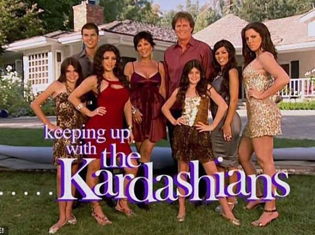 Foto Transformasi Bintang Keeping Up With The Kardashians Setelah 14 Tahun