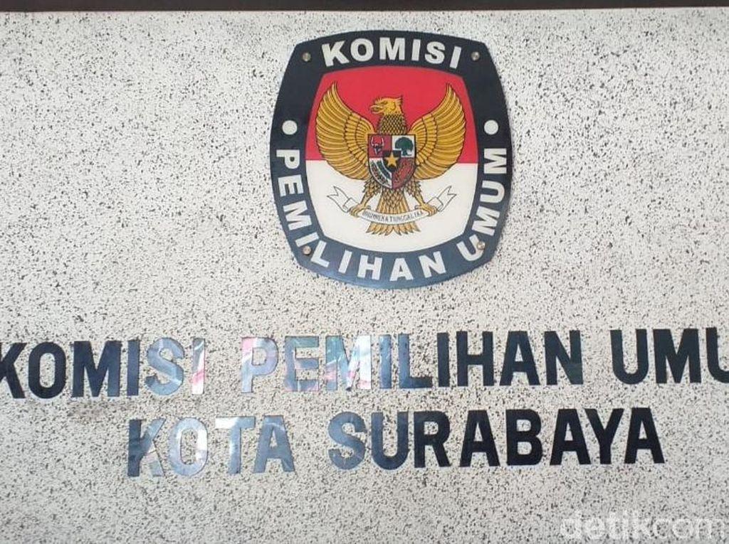 DPT Pilwali Surabaya 2 Juta Lebih, Meningkat 54 Ribu dari Pilkada Sebelumnya