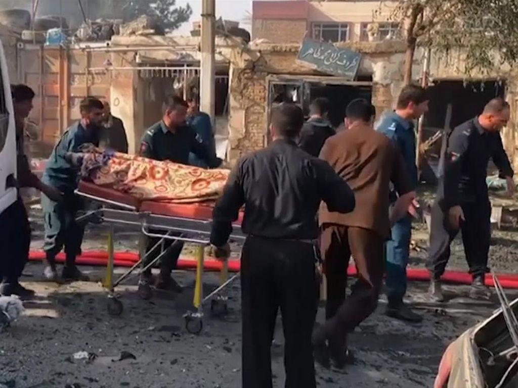 ISIS Klaim Dalangi Bom Bunuh Diri di Baghdad yang Tewaskan 32 Orang