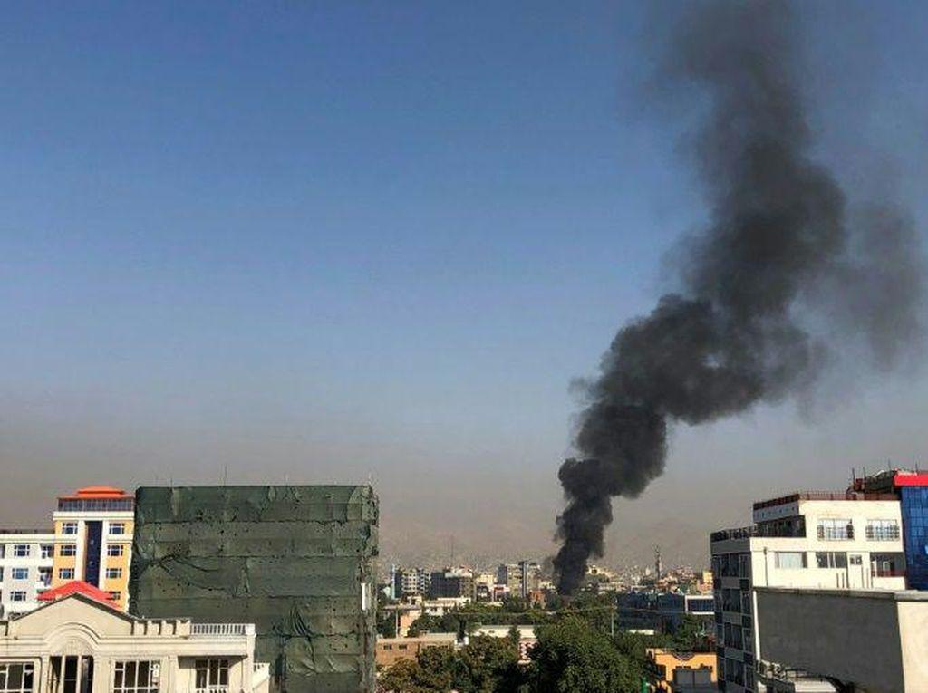 Bom Bunuh Diri Targetkan Konvoi Wapres Afghanistan, 2 Orang Tewas