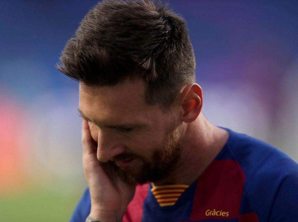 Bos Inter Tak Pernah Tertarik Boyong Messi