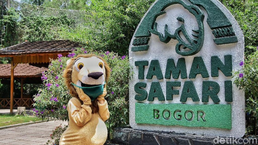 Potret Wisata New Normal di Taman Safari