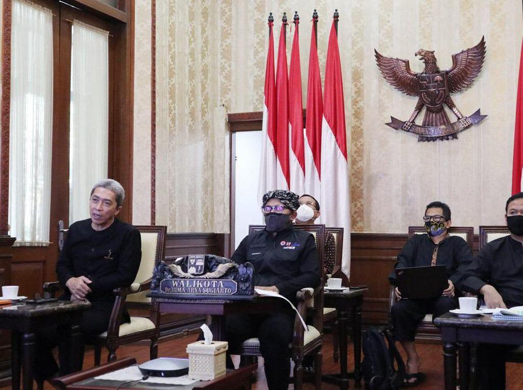 DJKN Dukung Ide Penataan Wilayah Perkantoran di Kota Bogor