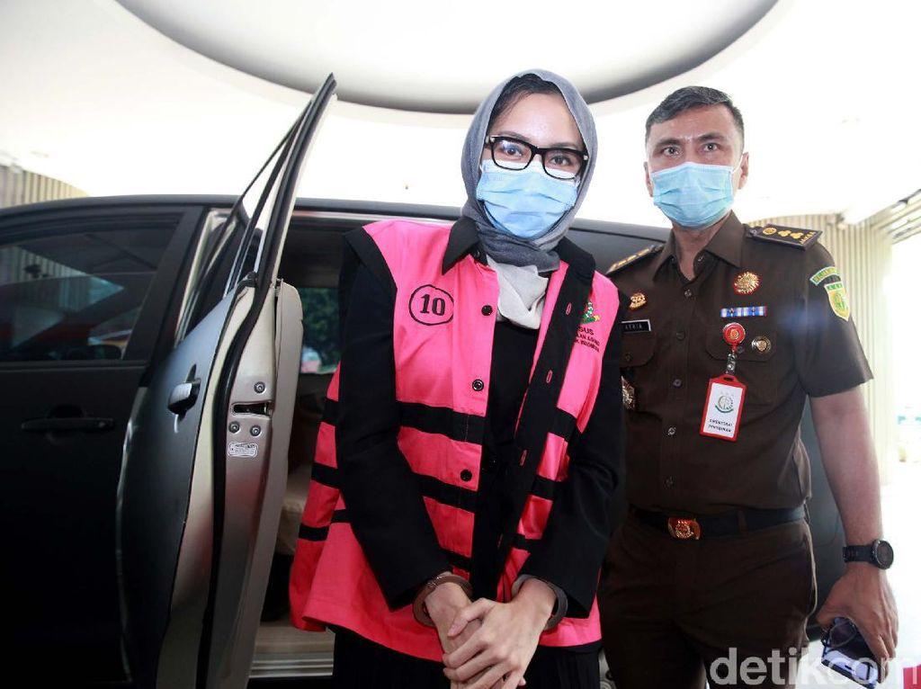 Kejagung Limpahkan Berkas Jaksa Pinangki ke Jaksa Penuntut di Kejari Jakpus