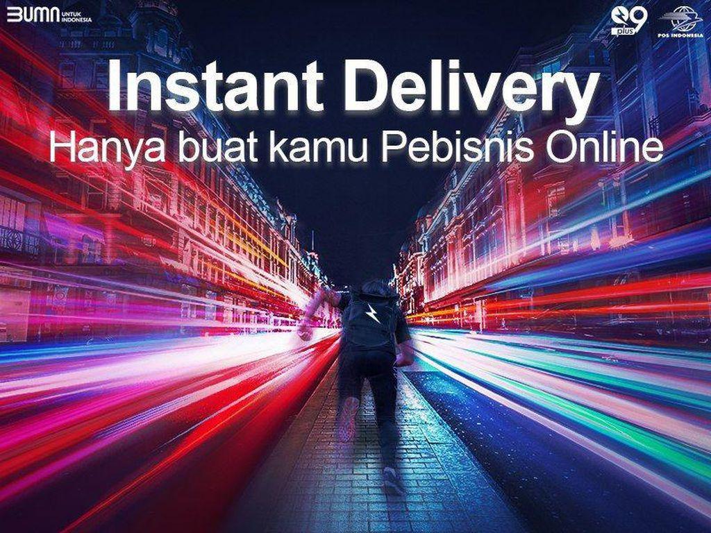Pos Indonesia Kini Punya Layanan Kurir Real Time Q9Plus