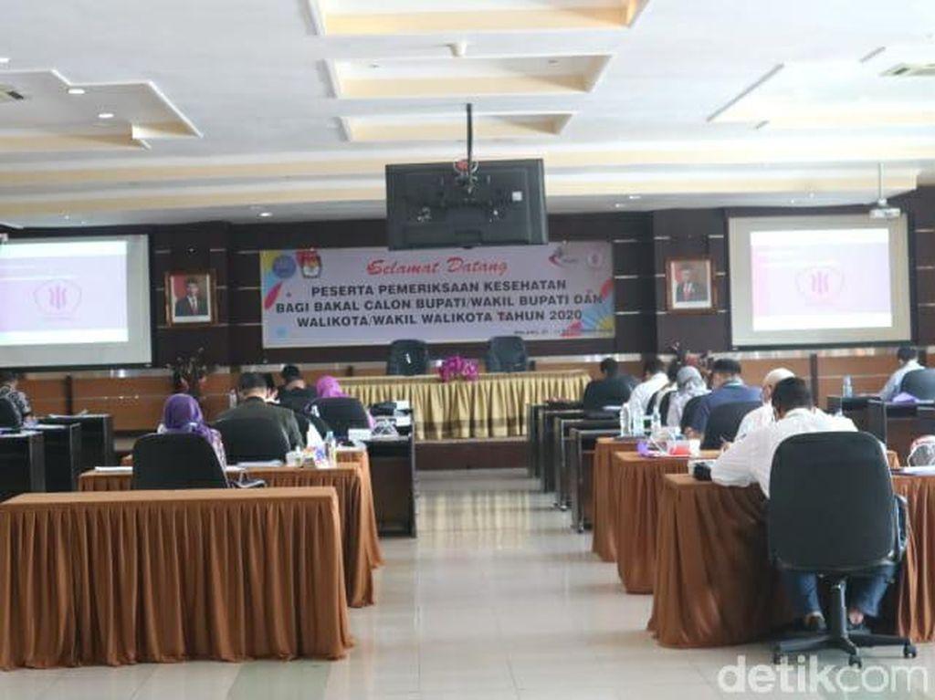 13 Paslon Pilkada 2020 Jalani Tes Jasmani dan Rohani di RSSA Malang