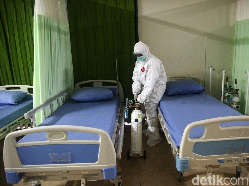 Oksigen untuk Pasien COVID di Kupang Langka, Polisi Kawal Distribusi ke RS