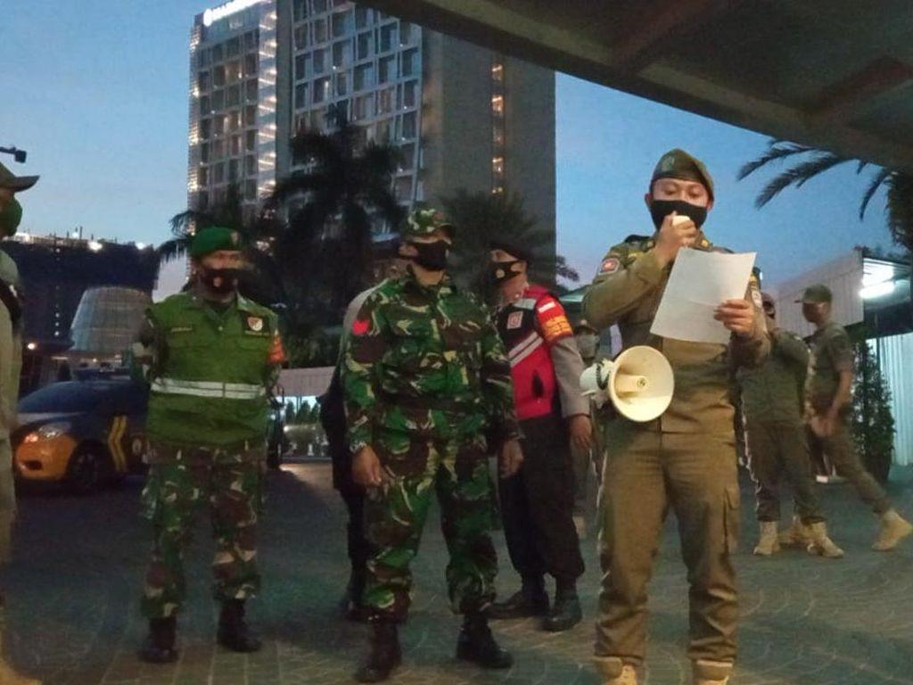 Pembatasan Aktivitas Malam di Depok, Warga Dinilai Sudah Mulai Tertib