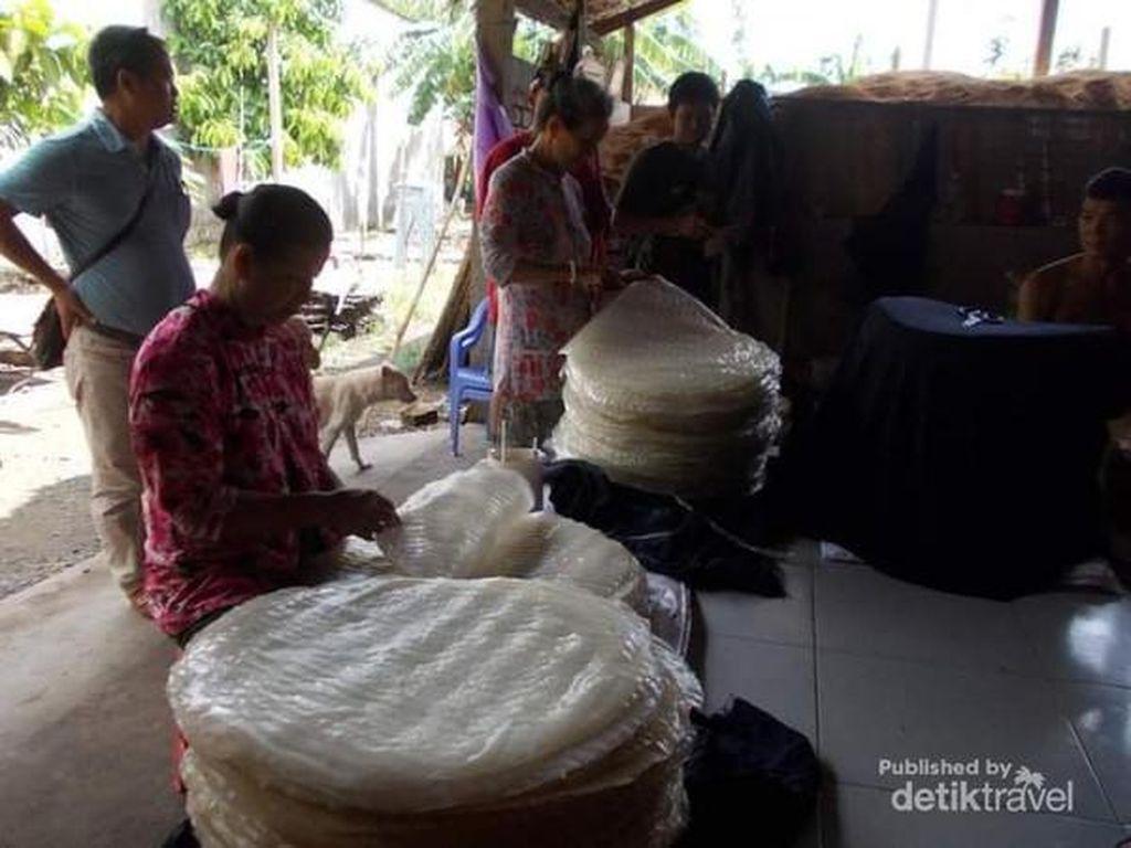 Pabrik Mie Beras, Kuliner Tradisional Vietnam
