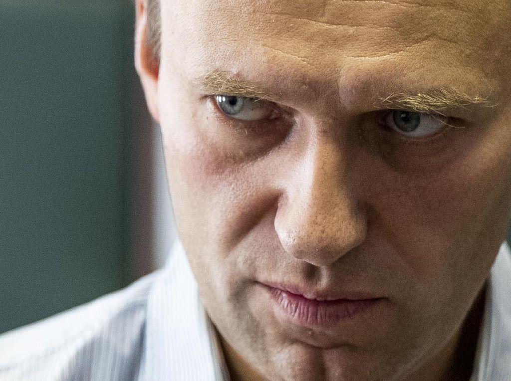 Navalny Diracun, Uni Eropa Jatuhkan Sanksi ke Para Pembantu Senior Putin