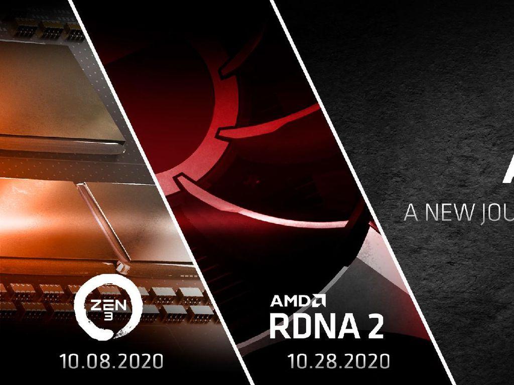 AMD Pamer Radeon RX 6000 Lewat Twitter
