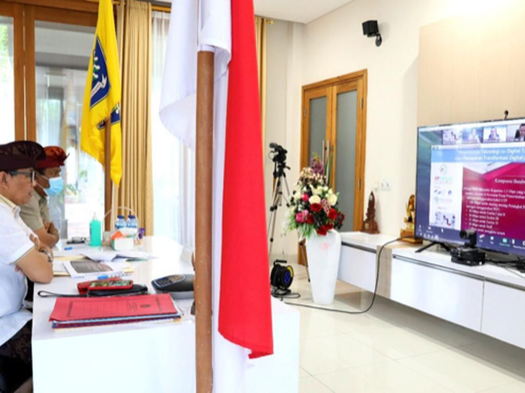 Wakil Bupati Badung Beberkan 4 Langkah Percepat Transformasi Digital