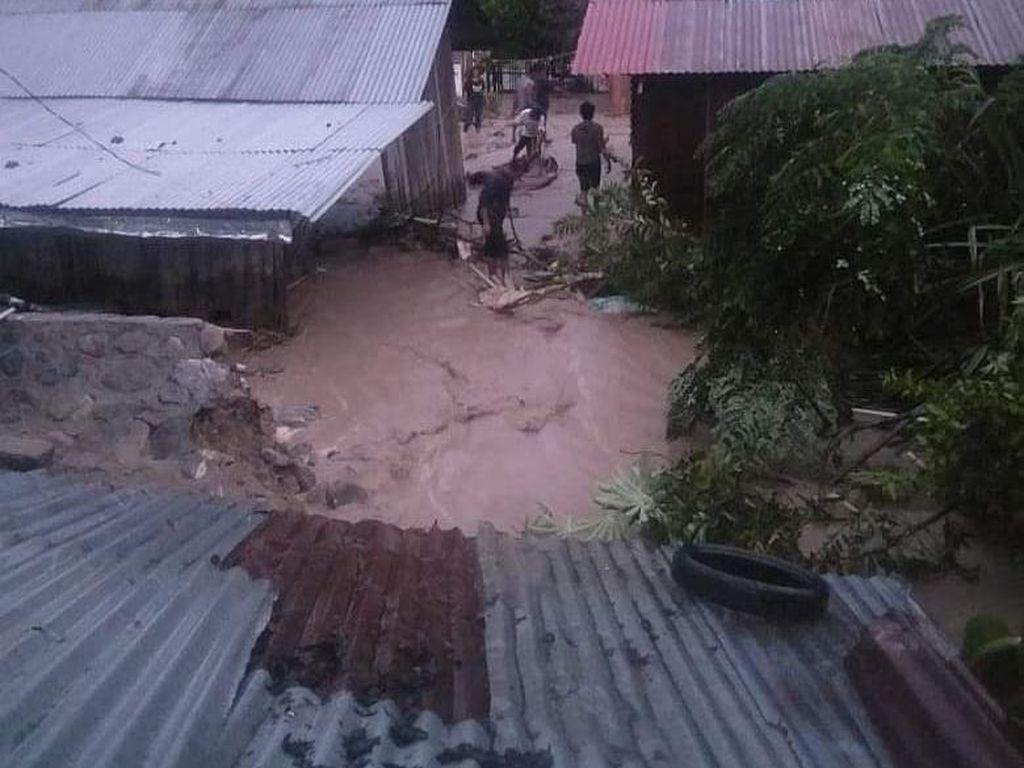 Banjir Terjang Sigi Sulteng, 36 Rumah Warga Rusak