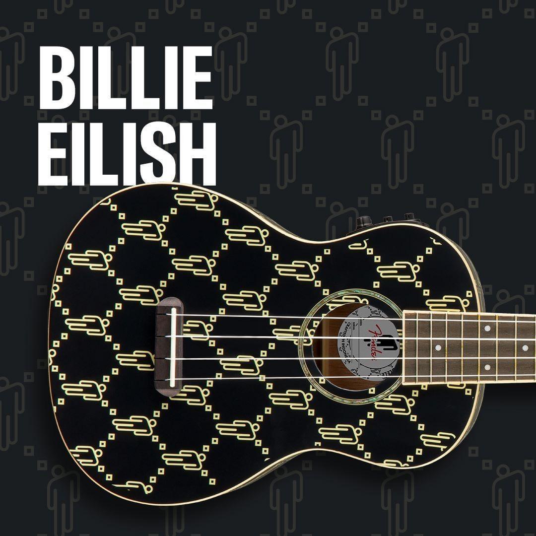 Ukulele karya Billie Eilish dengan Fender