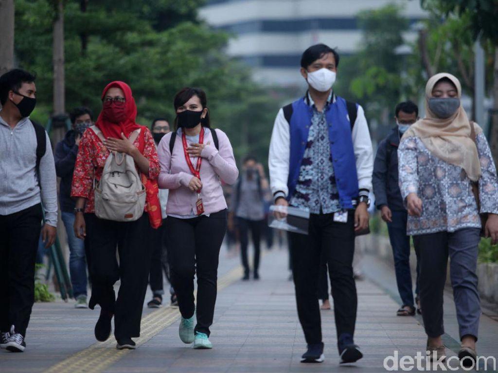 Ingat, PSBB Ketat Jakarta Mulai Berlaku Hari Ini!