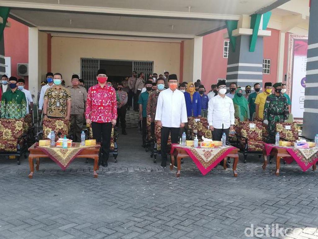 Pelanggar Protokol Kesehatan di Pilwali Pasuruan Akan Ditindak