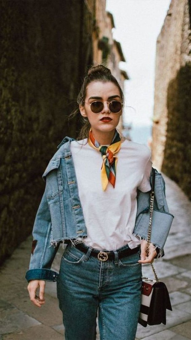 Denim adalah fashion item yang wajib semua orang punya dan ketinggalan zaman.