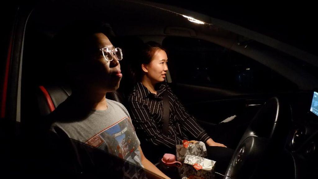 Foto: Menjajal Bioskop Drive In di Bandung, Asyik Juga