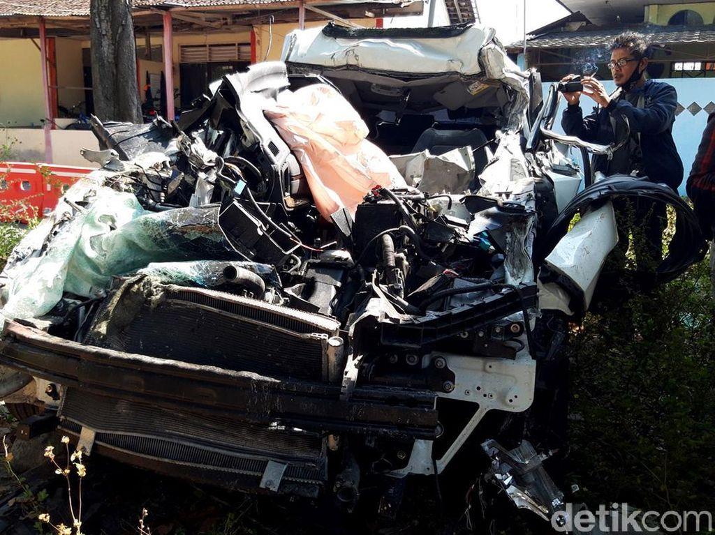 Begini Kondisi Terakhir Balita Korban Tewas dalam Kecelakaan Tol Boyolali
