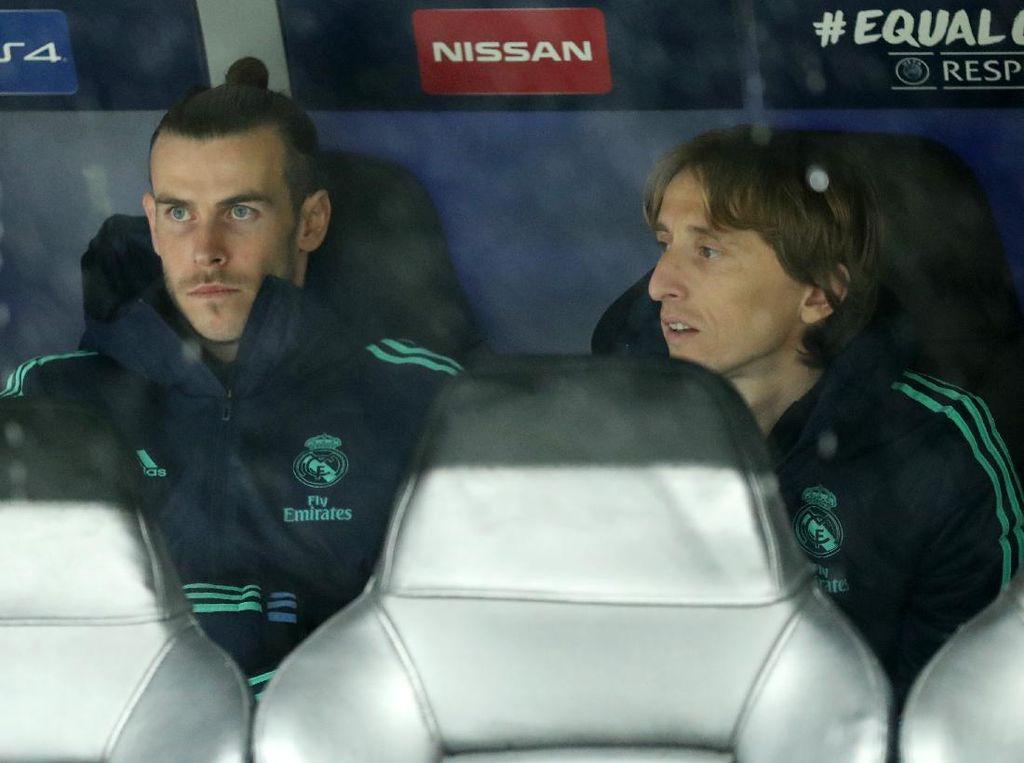 Luka Modric: Tentukan Pilihanmu, Gareth Bale!