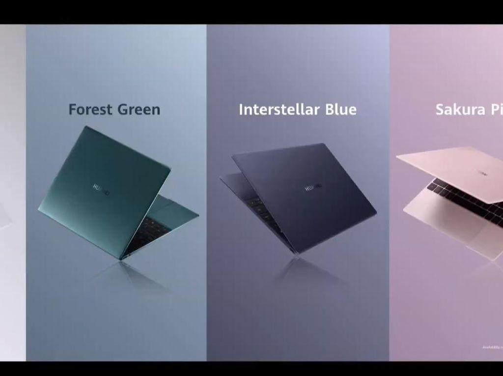 Huawei MateBook X Berbodi Tipis Berat 1 Kg, Harganya Rp 32 Juta