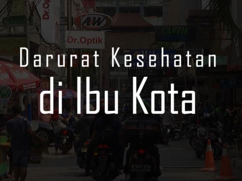 Jakarta Aktifkan Rem Darurat