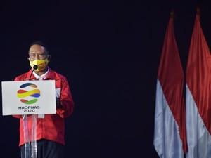 Pesan Menpora di Peringatan Hari Olahraga Nasional ke-37