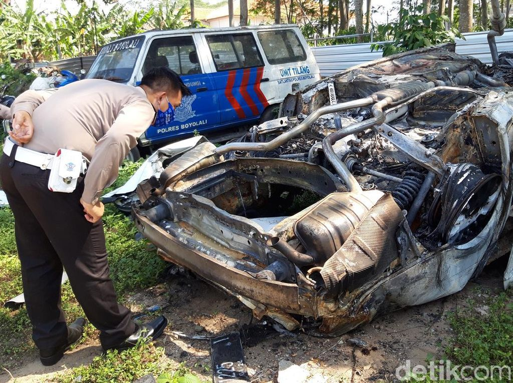 Korban Tewas Kecelakaan Maut Tol Boyolali Bertambah Jadi 3 Orang