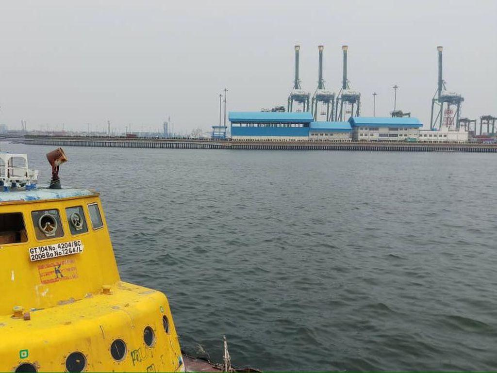 Cegah Tawuran di Laut, Polres Jakut-Pelabuhan Priok Gencarkan Patroli