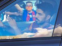 Resmi! Atletico Umumkan Transfer Luis Suarez dari Barcelona