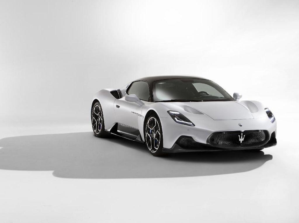 Maserati Pede Kenalkan Mobil Sultan di RI Meski Pandemi