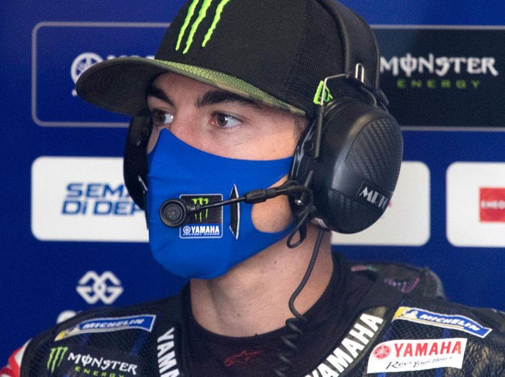 MotoGP San Marino: Bisa Raih Podium Lagi, Vinales?