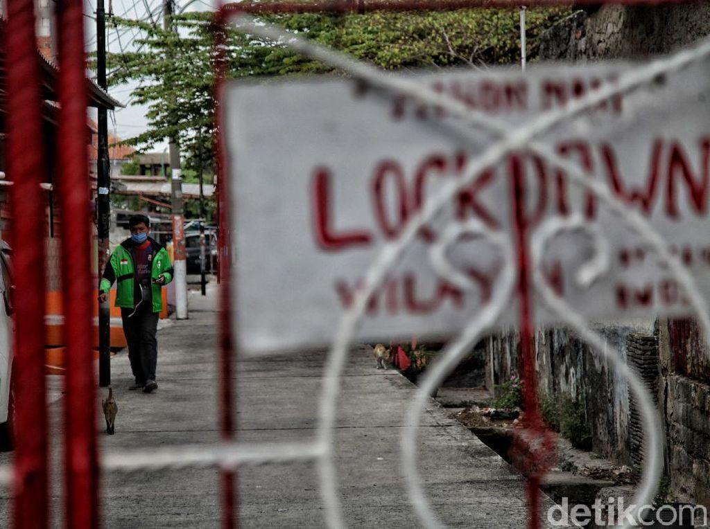 COVID-19 Biang Kerok Penduduk Miskin RI Tembus 27,55 Juta Orang