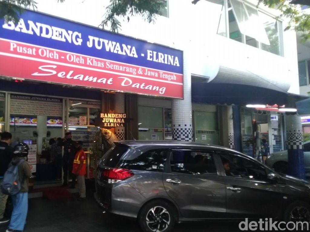 Pemilik Bandeng Juwana Elrina Semarang Meninggal Dunia