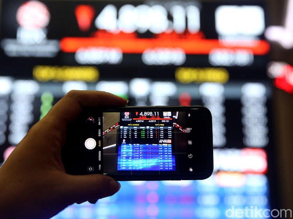 IPO Perusahaan China Jadi Juru Selamat Bursa Saham Hong Kong