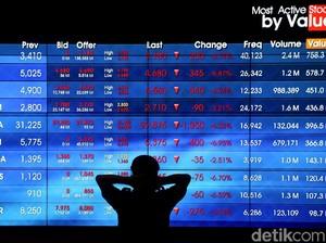 Kompak Dengan Bursa Asia, IHSG Dibuka Negatif di 5.112