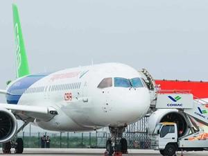 Mengenal Comac C919, Saingan Airbus dan Boeing dari China