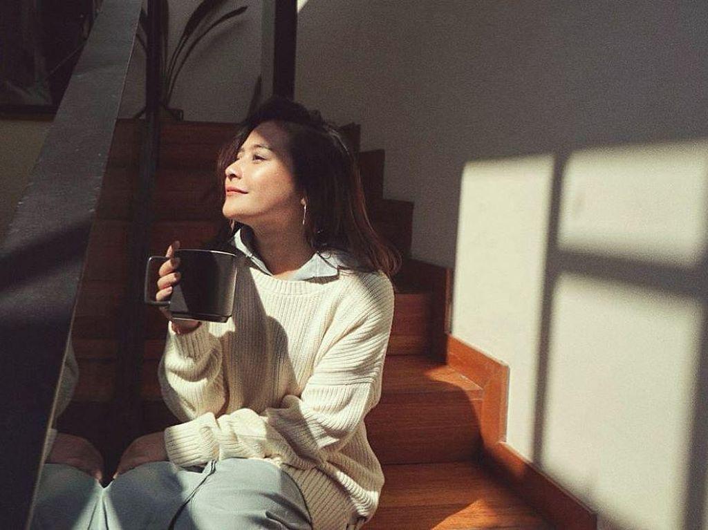 Prilly Latuconsina Beri Semangat Para Pejuang Kesehatan Mental