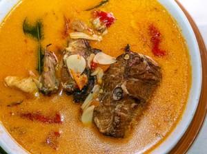 Resep Mangut Ikan Asap yang Pedas Nampol