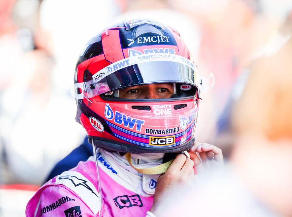 Sergio Perez Tinggalkan Racing Point, Digantikan Sebastian Vettel?