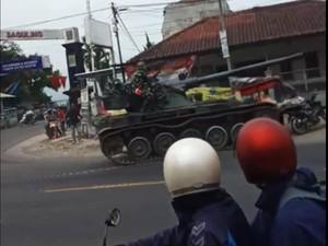 Jabar Hari Ini: 30 Kecamatan di Bandung Zona Merah-Polisi Kawal Ulama Berdakwah
