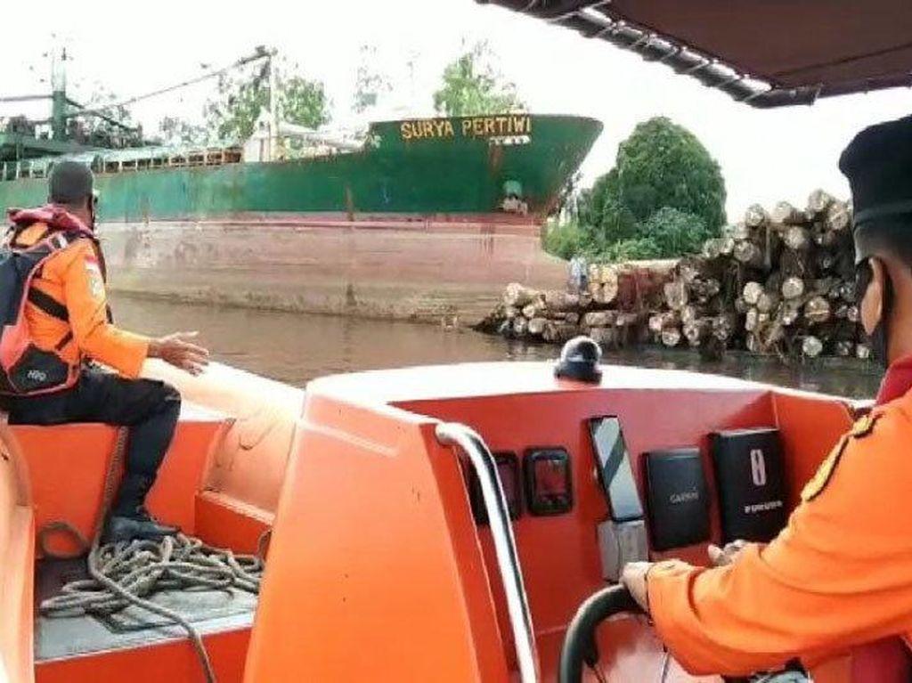3 Kapal Tabrakan Beruntun di Kalteng, 1 Nakhoda Hilang