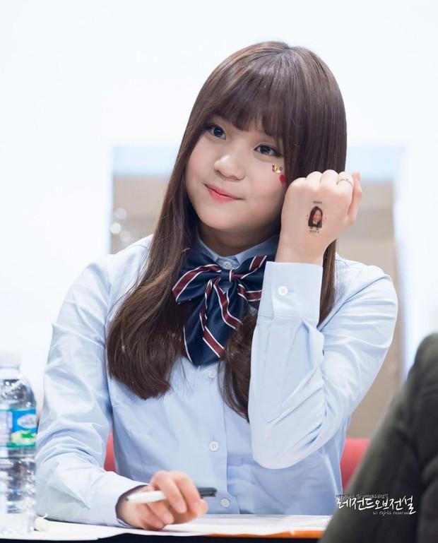 Umji GFRIEND Saat Debut/ Foto: Koreaboo