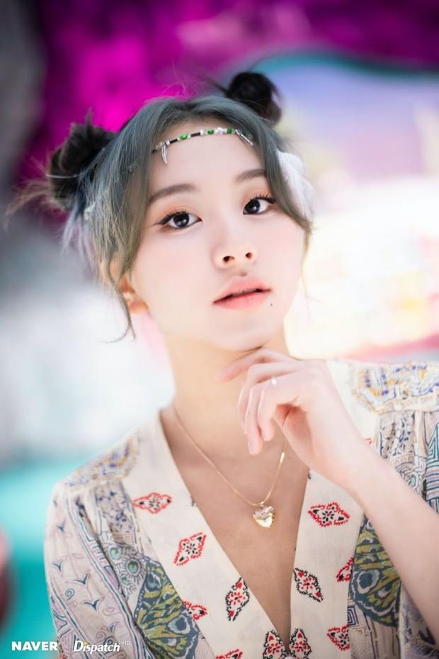 Visual Chaeyoung TWICE Sekarang/ Foto: Koreaboo