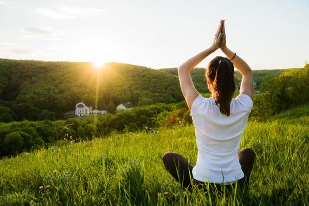 Olahraga Yoga Restoratif